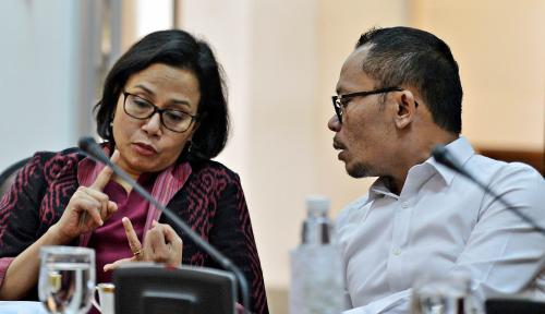 Foto APBN 2019 Fokuskan ke SDM, Sri Mulyani Siap Laksanakan Perintah Jokowi