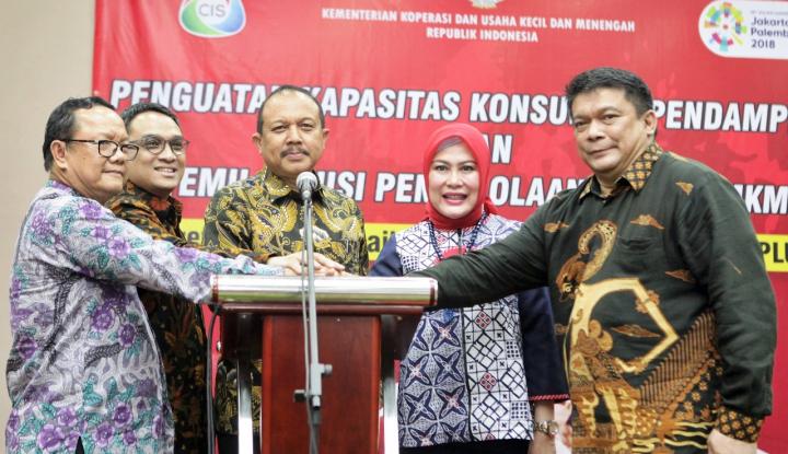 Foto Berita Konsultan PLUT-KUMKM Harus Berkualitas