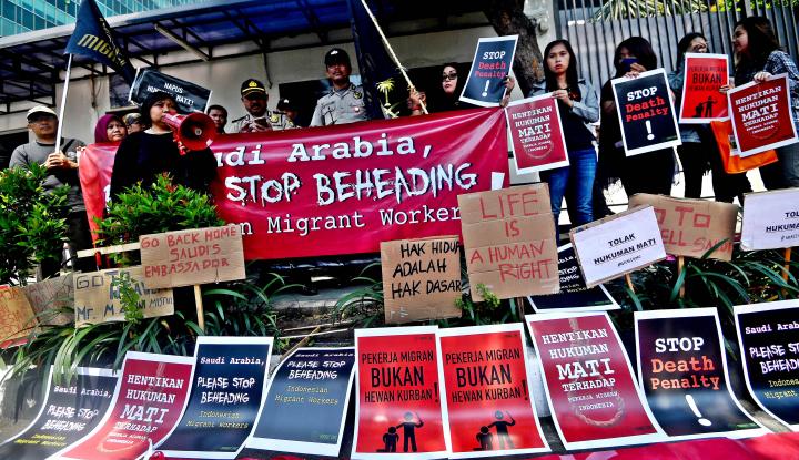 Foto Berita Zaini Misrin: Nestapa Pahlawan Devisa Negara (2)