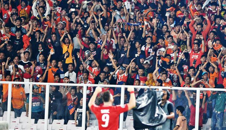 Foto Berita Persib Jagokan Persija Juara Liga 1