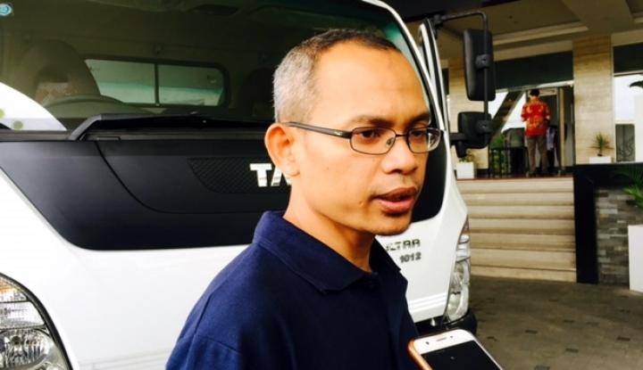 Foto Berita Di Makassar, TMDI Paparkan Keunggulan Tata Ultra