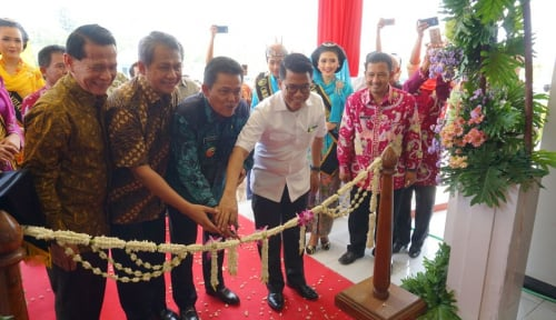 Foto Misbakhun Puji Komitmen Jokowi Sediakan Tempat Tinggal Layak Huni