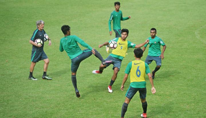 Foto Berita Piala Asia, Timnas Indonesia Satu Grup dengan Iran