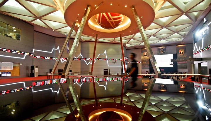 saratoga kembali lepas saham di adaro energy