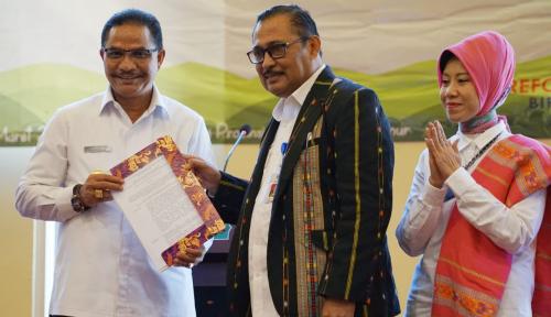 Foto 16 dari 80 Kabupaten Tertinggal Jadi Prioritas