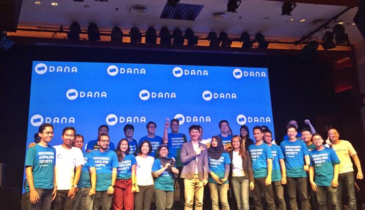 Foto Berita BBM Ambil Bagian di Peluncuran Dompet Digital DANA