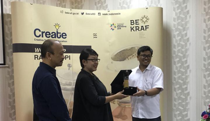Foto Berita Workshop Meracik Meningkatkan Konsumsi Kopi Asli Indonesia