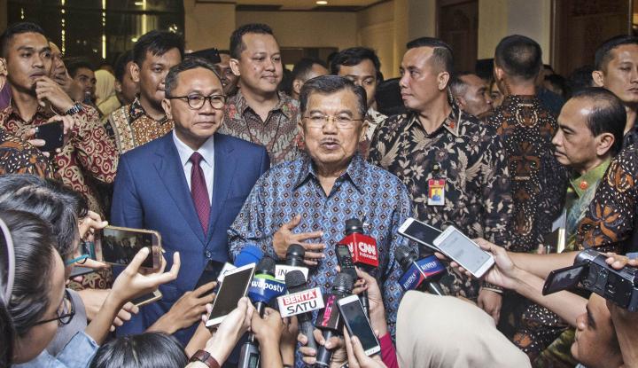 Foto Berita JK: Peran Indonesia Harus Besar di ASEAN