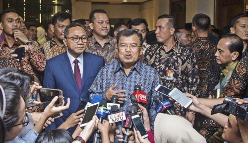 Foto JK: Peran Indonesia Harus Besar di ASEAN