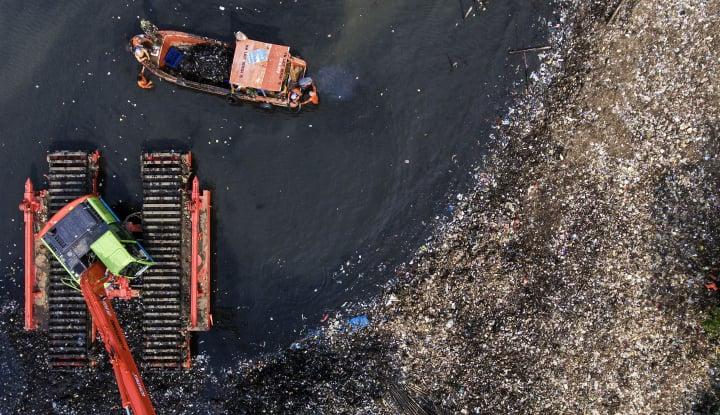 Foto Berita Menyulap Sampah Plastik Jadi Pundi-Pundi Rupiah