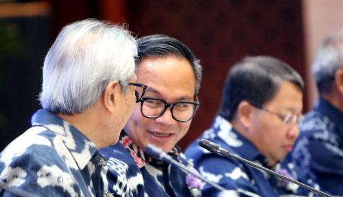 Foto Mandiri Bagikan Dividen sebesar Rp9 Triliun