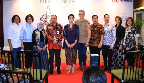 Foto Mahakarya Borobudur 2018: Wujud Komitmen BRI Majukan Pariwisata Indonesia