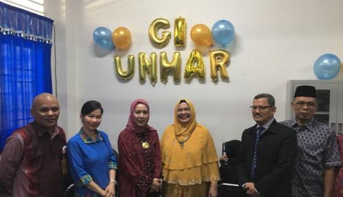 Foto BEI Resmikan Galeri Investasi di Universitas Harapan Medan