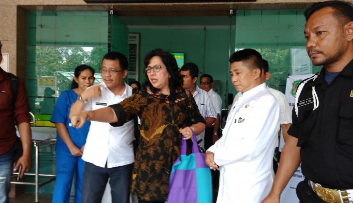 Foto Berita Kemenpan-RB: RSUD Pirngadi Harus Diperbaiki