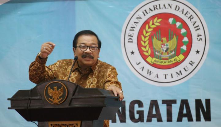 Foto Berita Soekarwo Jadi Dewan Pembina Relawan Jokowi