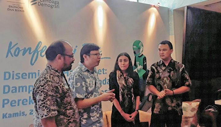 Foto Berita Go-Jek Sumbang Rp8,2 Triliun Per Tahun ke Perekonomian Nasional