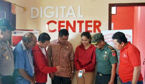 Foto Telkomsel Raih Predikat Champion Tingkat Dunia di Forum Telekomunikasi PBB