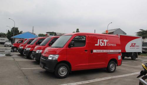 Foto Kurangi Rute Transit, J&T Express Persingkat Waktu Pengiriman