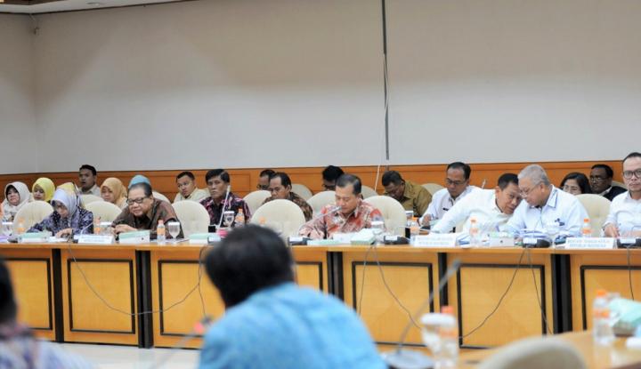 Foto Berita TKI Pilih Pinjam ke PJTKI, Pemerintah Bakal Tingkatkan Penyaluran KUR