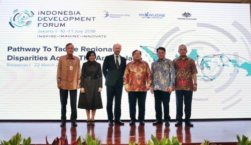 Foto Cari Solusi Disparitas, Indonesia-Australia Akan Gelar IDF 2018