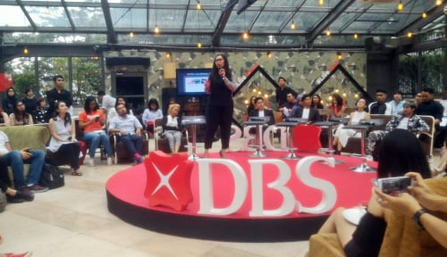 Foto DBS Indonesia Luncurkan Live More Society