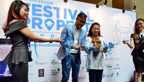 Foto MNC Play Ramaikan Festival Properti Indonesia 2018