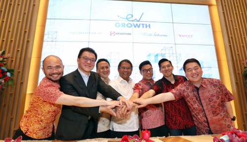 Foto Dukung Startup, Sinarmas dkk Investasi US$150 Juta