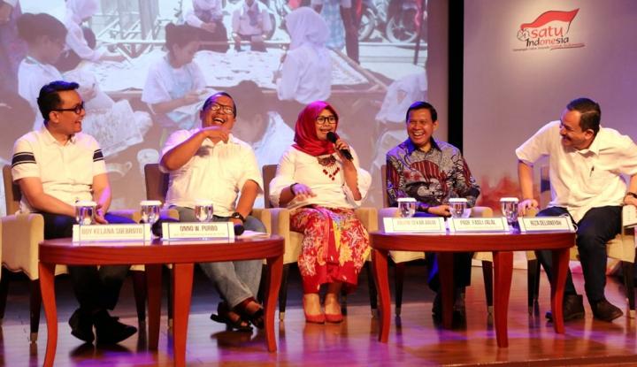 Foto Berita Lestarikan Batik, Anjani Diganjar SATU Indonesia Awards