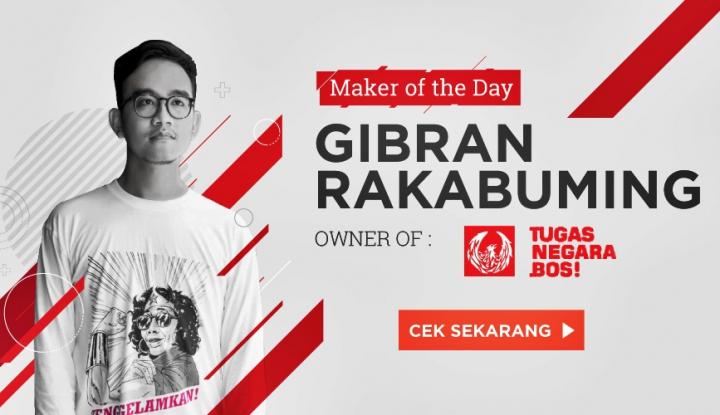 Foto Berita Kolaborasi dengan Tokopedia, Anak Presiden 'Pasarkan' Menteri Susi