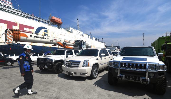 Foto Berita KPK Sita 16 Kendaraan Mewah, Bupati Hulu Sungai Tengah Kesal