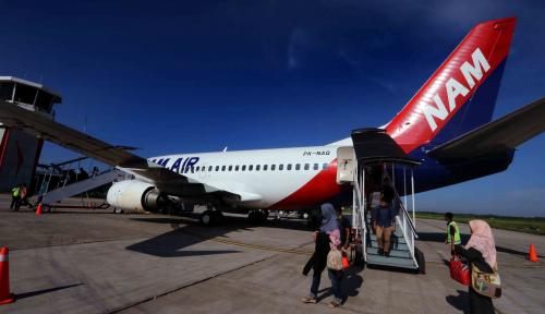 Foto Bandara Letung Siap Sambut Wisatawan di Anambas