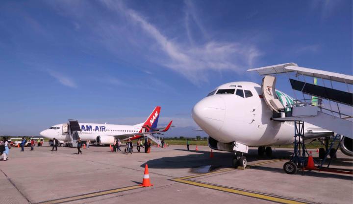 Foto Berita Perusahaan Penerbangan Keluhkan Mahalnya Biaya Operasional