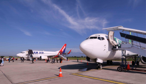Foto Perusahaan Penerbangan Keluhkan Mahalnya Biaya Operasional