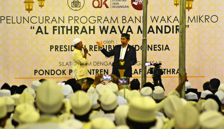 Foto Berita Memperluas Akses Keuangan Lewat Bank Wakaf Mikro