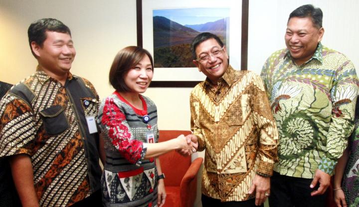 Foto Berita Andalan Finance Dapat Kredit Rp300 Miliar dari BCA