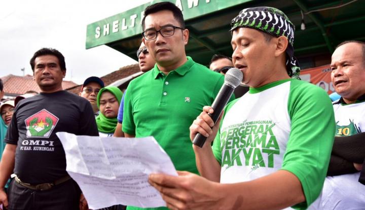Foto Berita Ridwan Kamil dan PPP Kampanyekan Anti Hoax