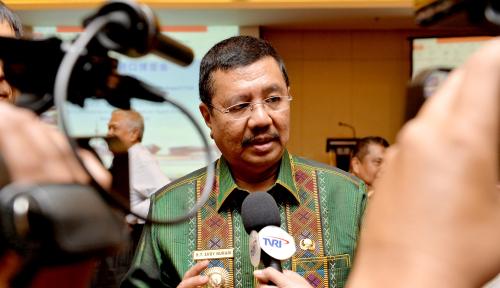 Foto Jabatan Gubernur Sumut Berakhir, Ini Harapan Erry Nuradi