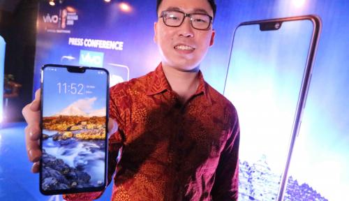 Foto Penjualan Vivo V9 Diklaim Jadi yang Nomor 1 di e-Commerce
