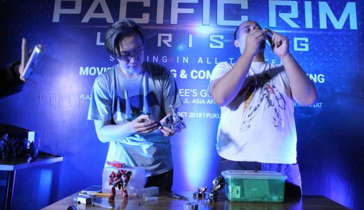 Foto Berita MNC Vision Gelar Movie Screening dengan Pelanggan dan Komunitas Robotik