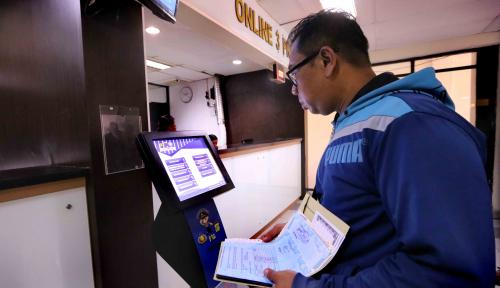 Foto Bukopin Dukung Pengembangan Aplikasi Layanan Samsat Online Nasional