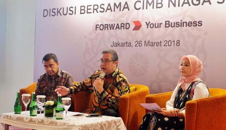 Foto Berita Aset CIMB Niaga Syariah Tumbuh 85,0% Sepanjang 2017