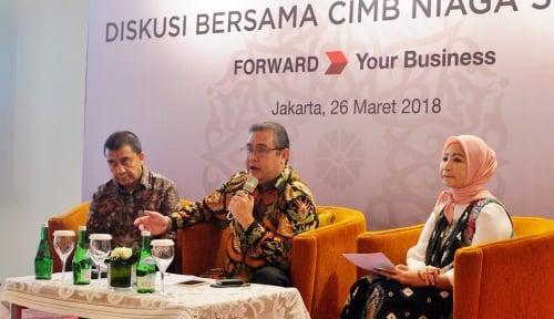 Foto Aset CIMB Niaga Syariah Tumbuh 85,0% Sepanjang 2017