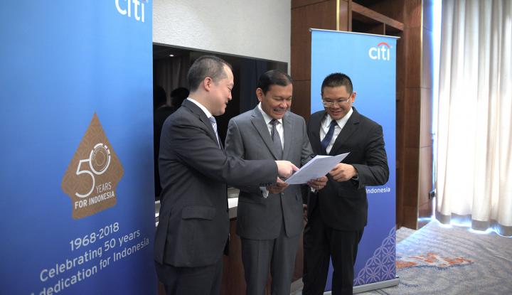 Foto Berita Menutup Tahun 2017, Citibank Catat Laba Bersih Rp2,51 Triliun