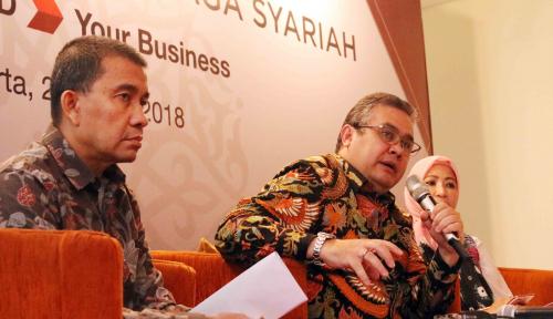 Foto Pembiayaan CIMB Niaga Syariah Tumbuh 31,6% Jadi Rp27,96 Triliun
