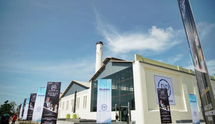 Foto Berita De Tjolomadoe, Landmark Budaya Baru di Karanganyar