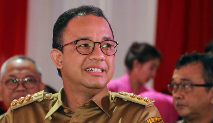 Foto Berita LBH DKI Tuduh Anies Gusur Paksa, Satpol PP Bantah