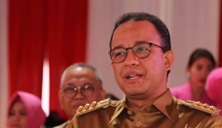 Foto Berita Anies: Jakarta Aman!