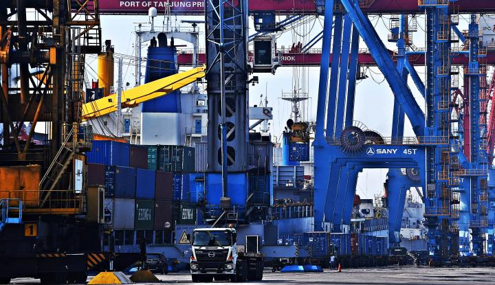 Ekspor Migas Loyo, Neraca Dagang RI Defisit US$1,16 Miliar - Warta Ekonomi