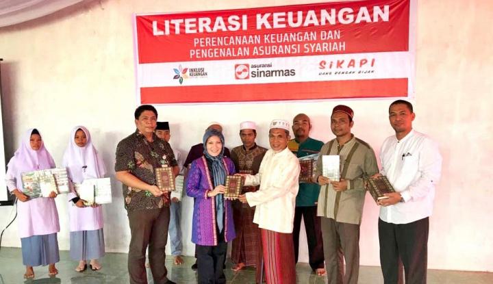 Foto Berita ASM ke Sumatera Utara Beri Edukasi Literasi Keuangan