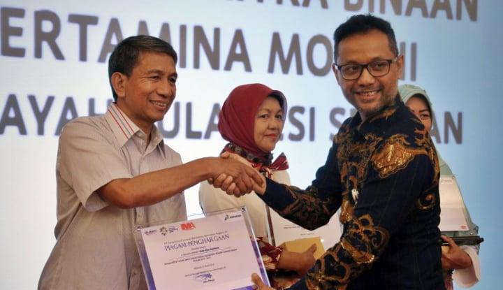 Foto Berita Pertamina Rangkul Ratusan UMKM di Sulawesi